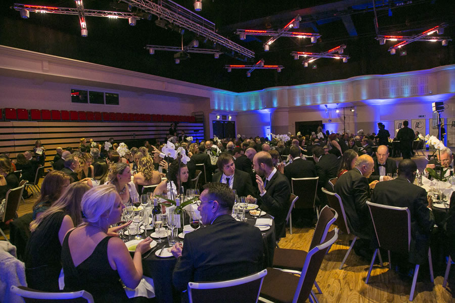 2017 Awards Gala Dinner - Richmond Business Awards